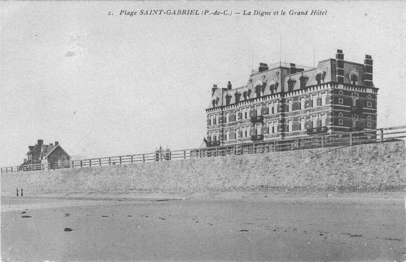 Grand hotel saint gabriel