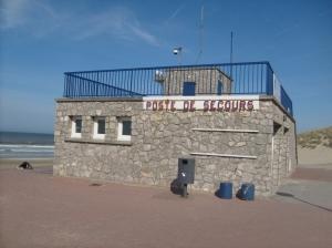 webcam, sainte cécile plage, poste de secours, location, vacances, Pas-de-Calais, Côte d'Opale, maison, gîte, appartement, weekend, midweek, semaine, last minute