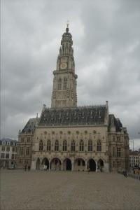 Arras, Beffroi, hôtel de ville,location, vacances, Pas-de-Calais, Côte d'Opale, maison, gîte, appartement, weekend, midweek, semaine, last minute