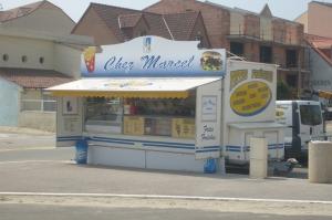 location, vacances, Pas-de-Calais, Côte d'Opale, maison, gîte, appartement, weekend, midweek, semaine, friterie, chez Marcel, esplanade, last minute