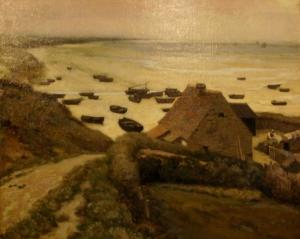 MPE Jean Charles Cazin - La plage d'Equihen.JPG